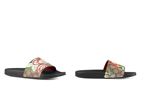 Gucci Pursuit Pool Slide Sandals - Bloomingdale's_2